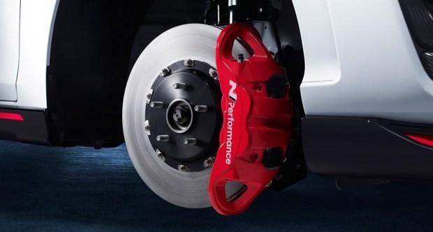Hyundai представил тюнинг-пакет N Performance Parts для авто