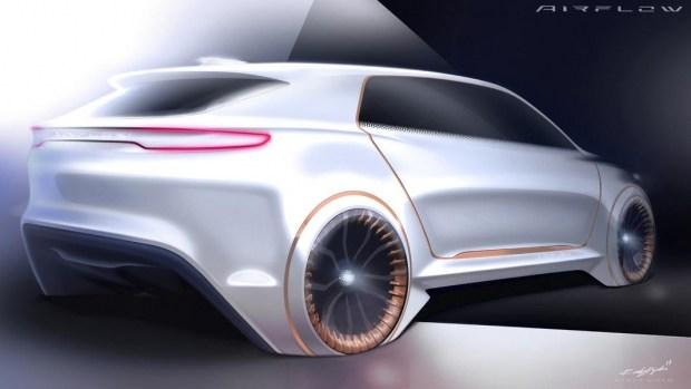 Chrysler анонсировал концепт с «премиальным дизайном»