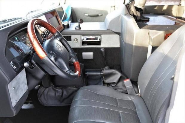 Невероятный внедорожник Toyota выставлен на продажу