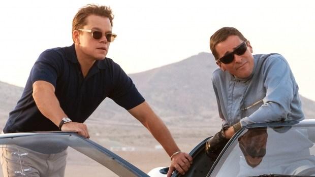 Ford против Ferrari. Мэтт Деймон и Кристиан Бейл рассказывают, как это было