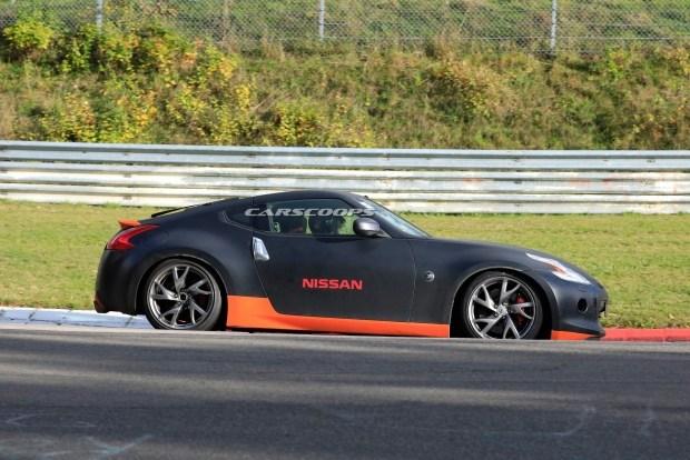 Преемник Nissan 370Z сохранит ретродизайн