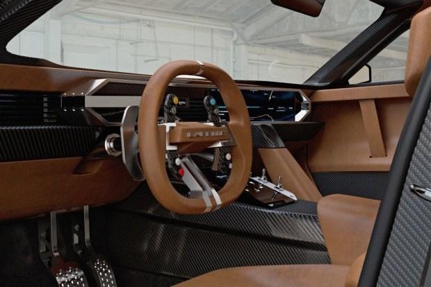 Самый загадочный электромобиль оценили в 545 тысяч долларов
