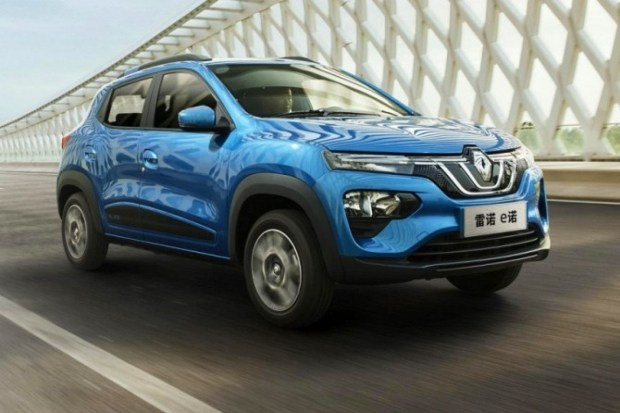 Renault продал рекордное количество электромобилей в 2019 году