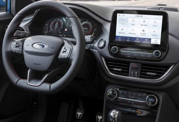 Новый Ford Puma будет выпущен в этом году