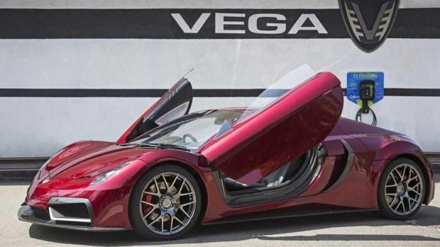 Электрическое купе Vega EVX: 800 сил и цена в 250 тысяч долларов