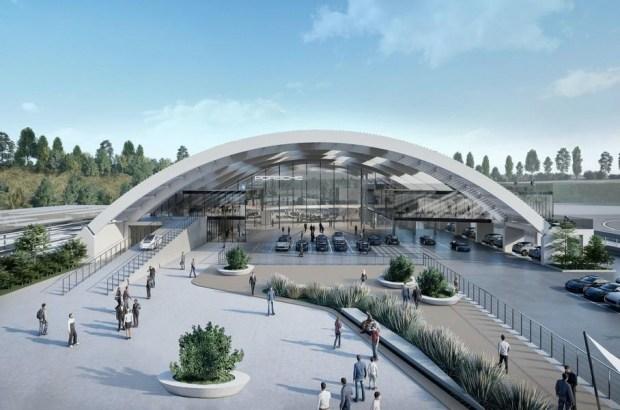 Porsche построит исследовательский центр в Италии