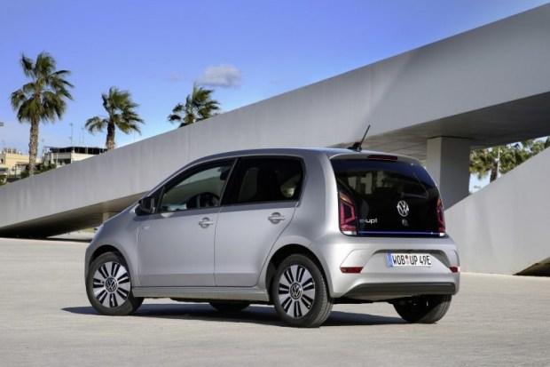 Volkswagen e-Up! назвали самым доступным электромобилем марки