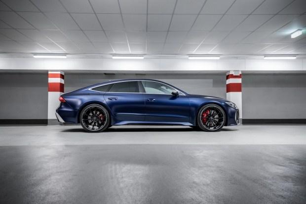 Четыре RS-модели Audi «прокачали» до 700 сил