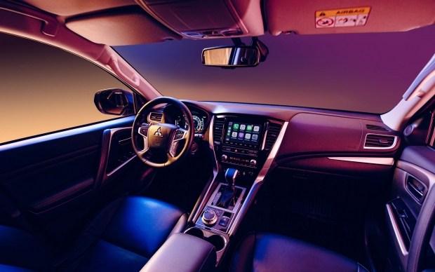 Крутой на подъем! В Украине стартуют продажи нового Mitsubishi PAJERO SPORT