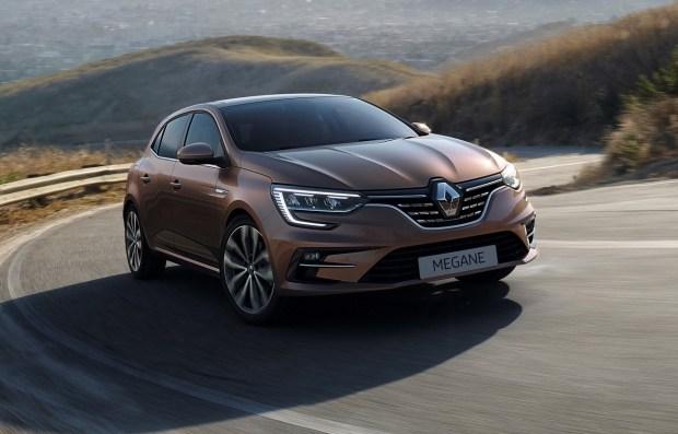 Renault завершила масштабное обновление семейства Megane