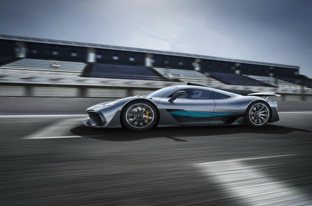 Mercedes-Benz готовит 32 автоновинки к 2022 году