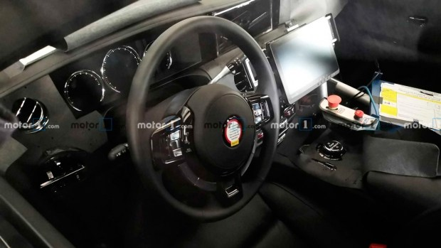 Rolls-Royce завершает тестирование обновленного Ghost
