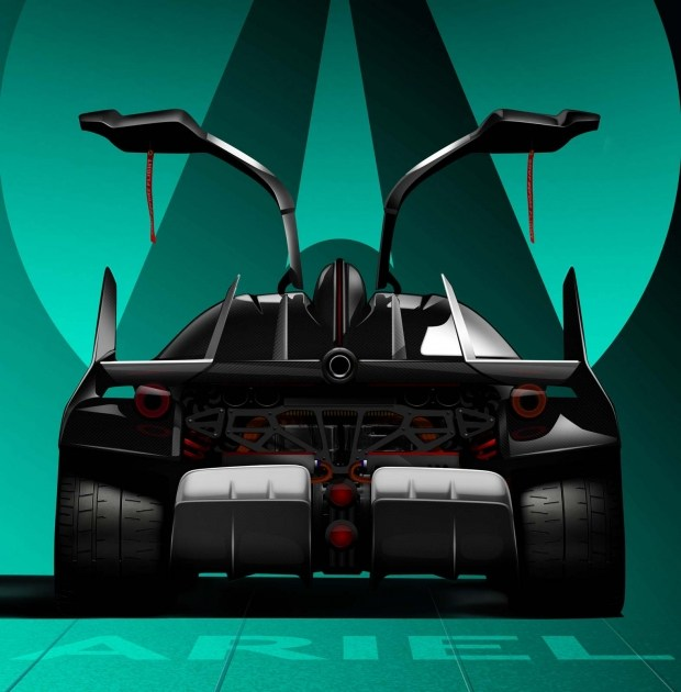 Новый электрический суперкар бросит вызов Tesla Roadster