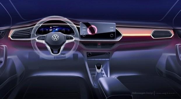 Skoda Rapid превратили в бюджетный VW: официальные изображения
