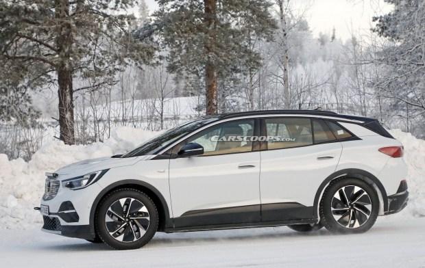 Volkswagen ID.4 почти готов к серийному производству