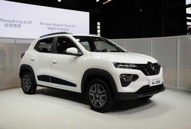 Появление Dacia EV ждут в 2021-2022 году