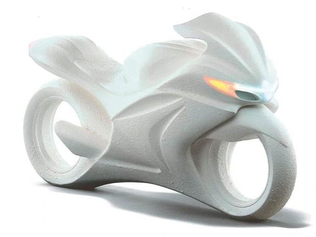 Новый гипербайк Suzuki Hayabusa засветился в патентах
