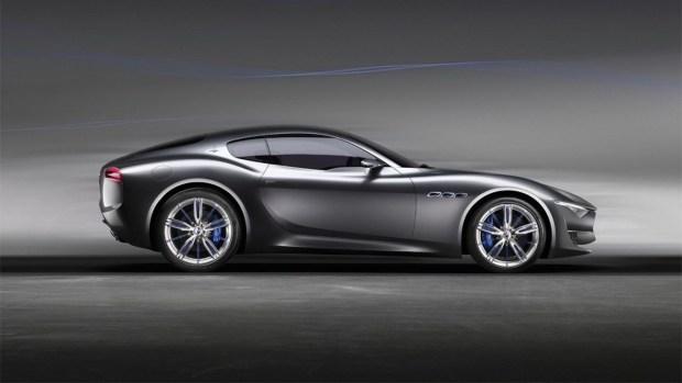 Официально. Новый суперкар Maserati будет носить название «MC20»