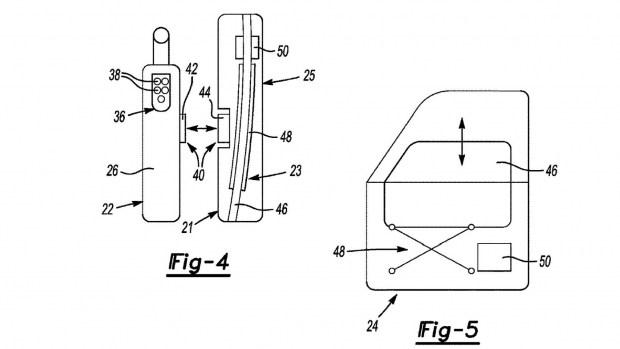 Ford регистрирует конструкцию быстросъёмных дверей для внедорожника Bronco