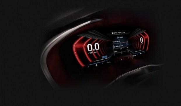 Премиальный Genesis G70 обзаведется цифровой 3D приборной панелью