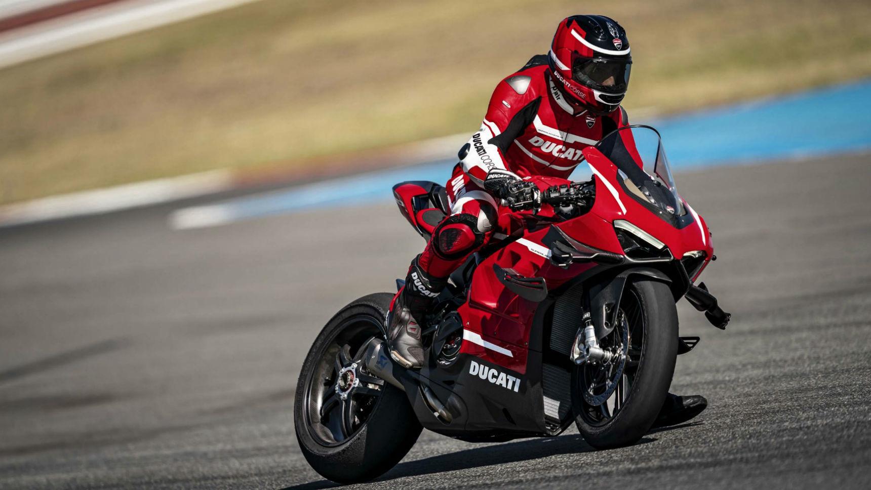 Самый мощный Ducati представлен официально