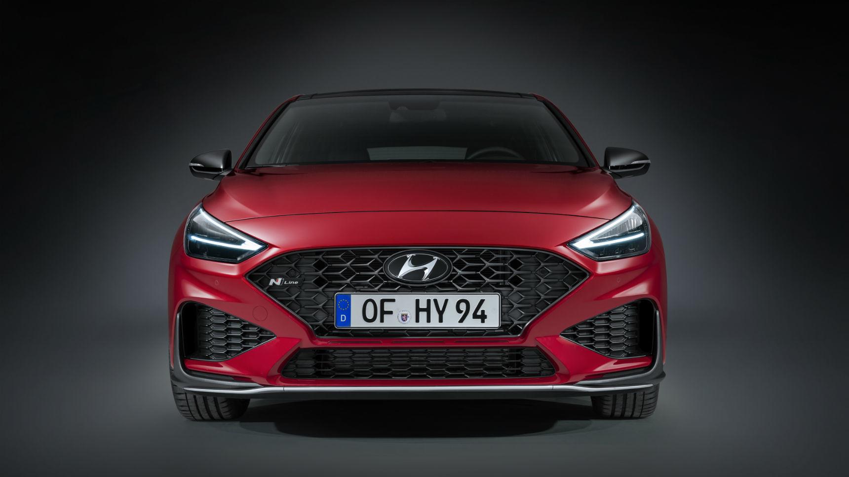 Все обновленные Hyundai i30 получат электрический довесок