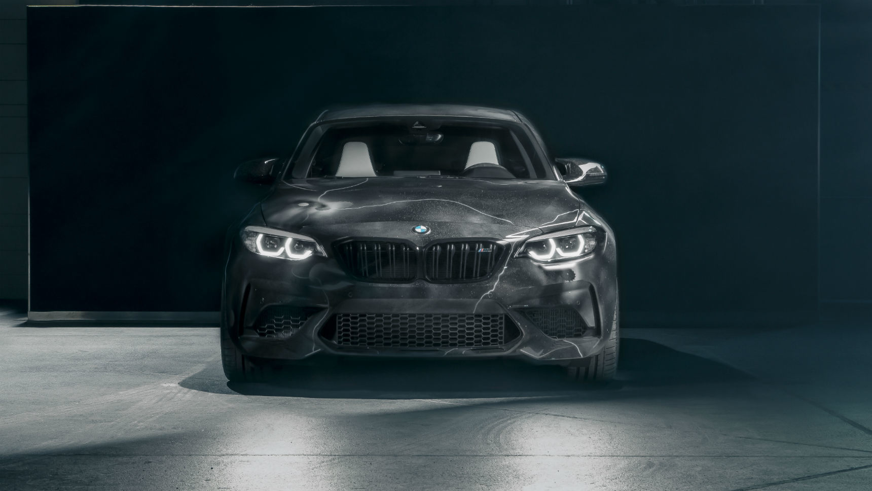 BMW представил особый M2 Competition
