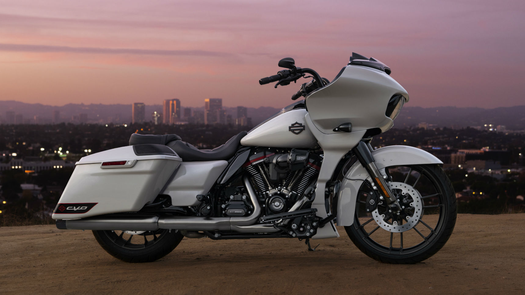 Harley-Davidson презентовал роскошный CVO Road Glide