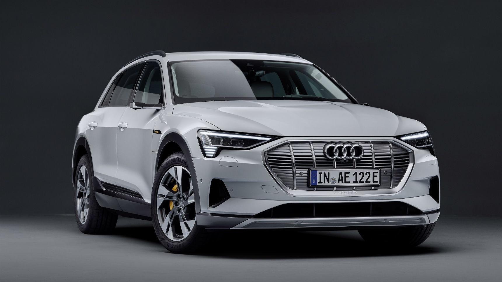 Электро-кросс Audi получил российский паспорт