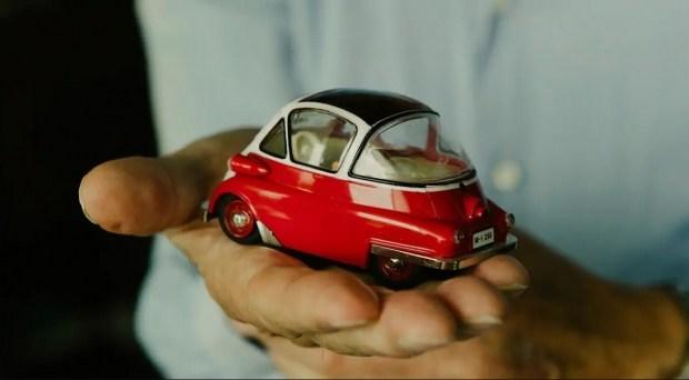 Реинкарнация BMW Isetta станет электрокаром за 12 тысяч евро