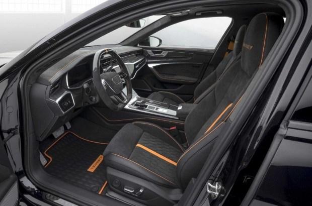Суперуниверсал Audi RS6 Avant «переодели» в карбоновый кузов