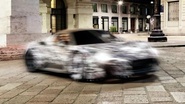 Новый суперкар Maserati показали в серийном кузове