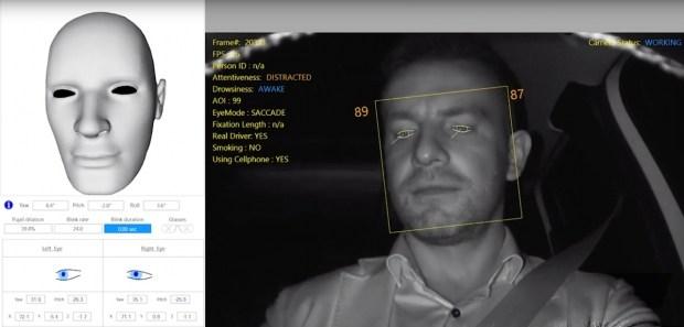 За усталостью водителей в моделях SEAT будет следить искусственный интеллект
