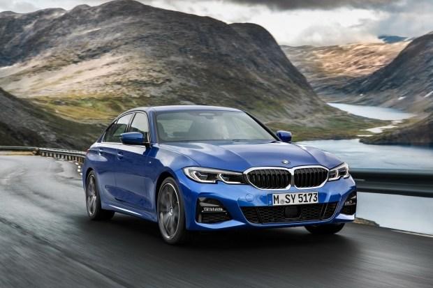 BMW уже через год избавится от половины моделей с ДВС