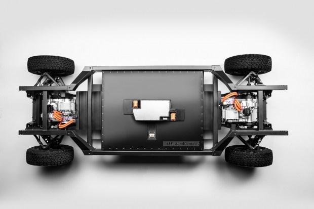 Производитель электрокаров Bollinger будет продавать шасси отдельно от машин
