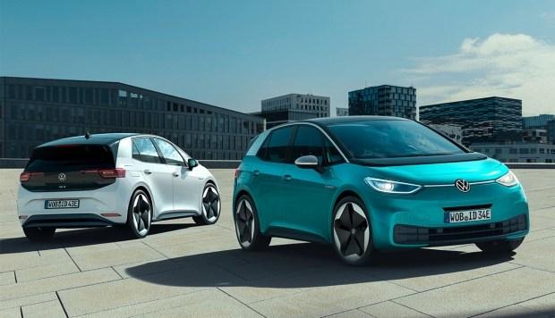 «Заряженный» VW ID.4 с приставкой GTX получит полный привод