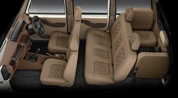 Mahindra Bolero 2020: новый дизель, всё ещё без мультимедиа, но складные стульчики остались