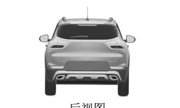 В Сети появились фото нового Chevrolet Trailblazer