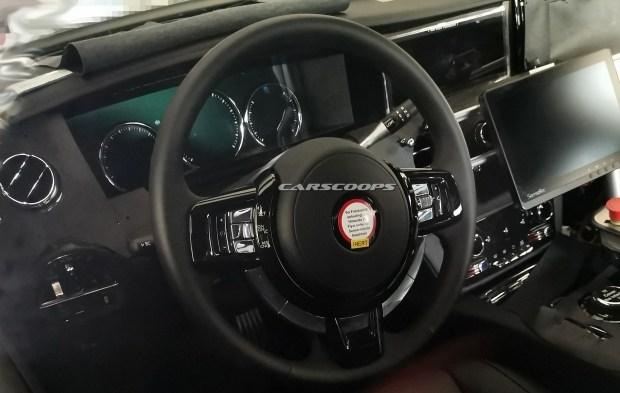 Истинный аристократ: новый Rolls-Royce Ghost лишится «тележки» BMW
