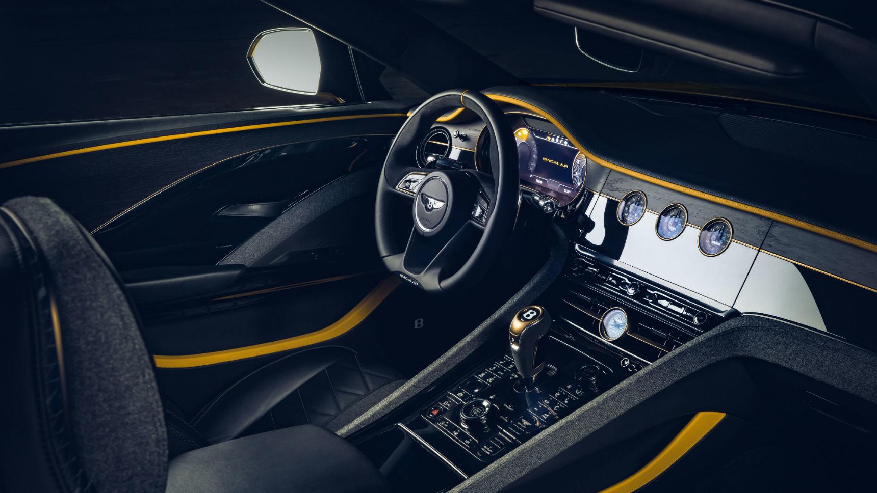 Bentley представил кабриолет с 5000-летним тополем, золой и шелухой