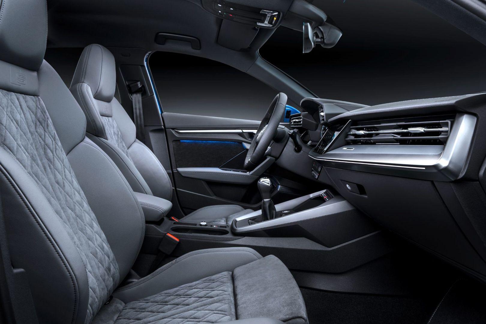 Audi представила четвертое поколение хэтчбека A3 Sportback