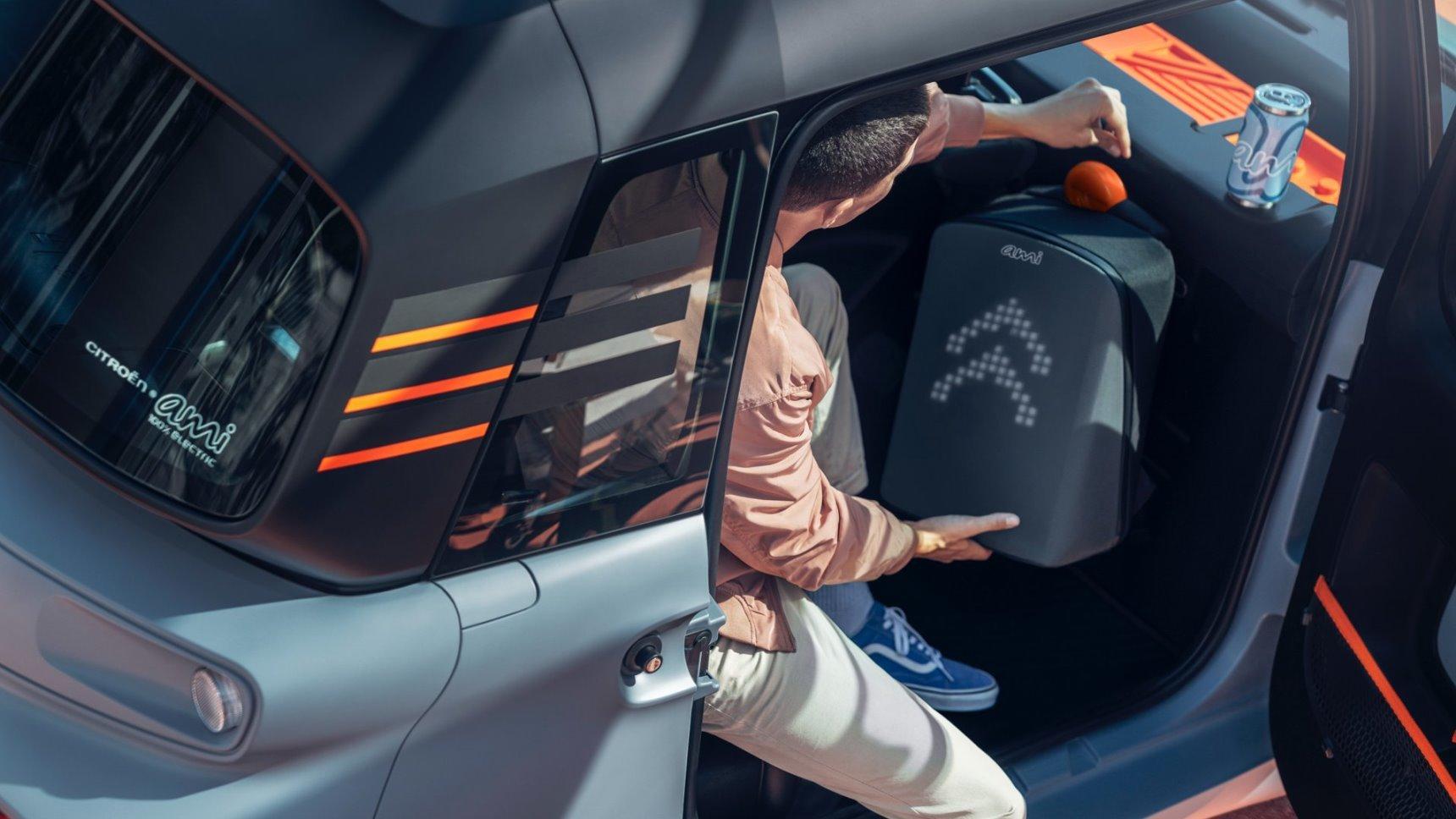 Citroen рассказал о наследнике легендарного 2CV