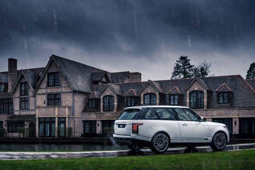 Тюнинг-ателье построило Range Rover так, как не сумел Land Rover