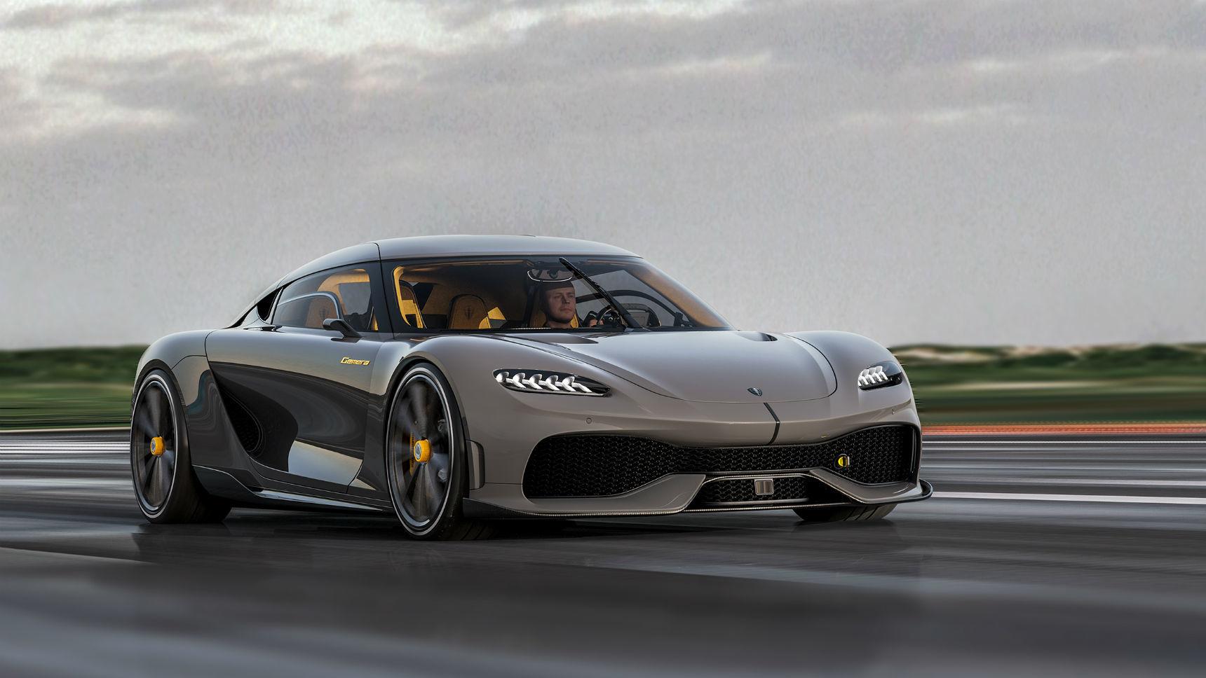 Bugatti отдыхает: Koenigsegg показал мощнейший семейный гиперкар