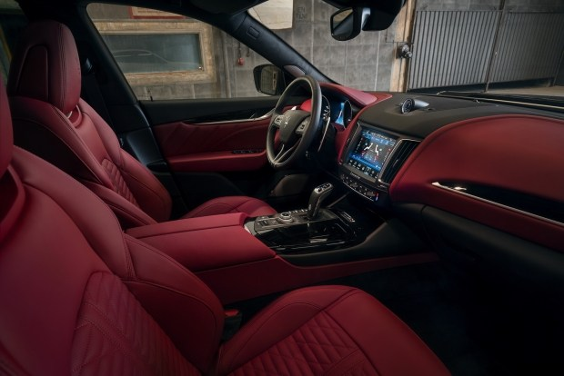 «Отъелась на карантине»: немецкие тюнеры представили «раздутую» Maserati Levante