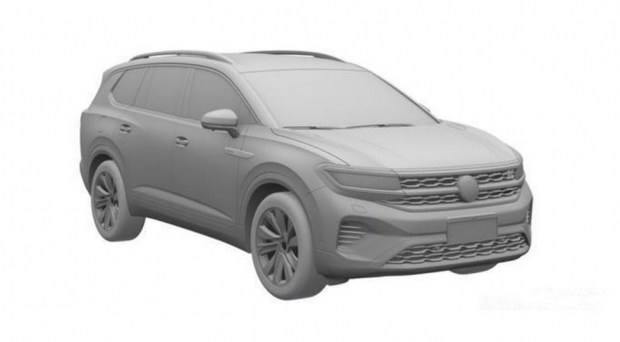 Больше Atlas и круче Touareg? VW готовит выход нового SUV