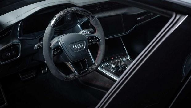 «Витамин» ABT: тюнеры раскачали Audi RS7 до 740 сил