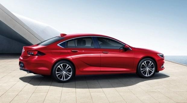 Как Opel, только Buick: в Китае представлен обновленный Regal без кулисы