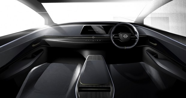 Нет планшетам! Какой будет мультимедиа Nissan?