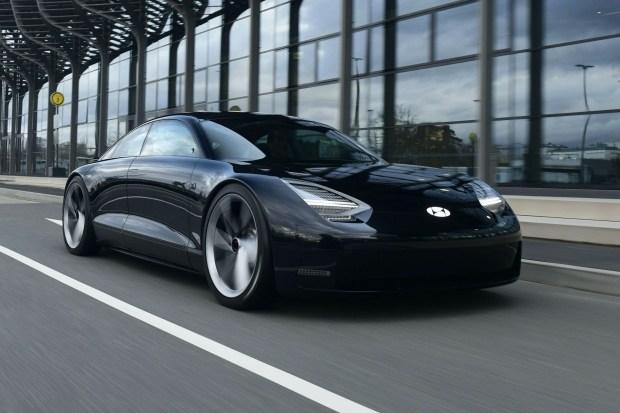 Концепт Hyundai Prophecy:«вместо бублика - палочка»